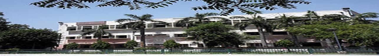 Delhi College of Arts and Commerce - [DCAC], New Delhi