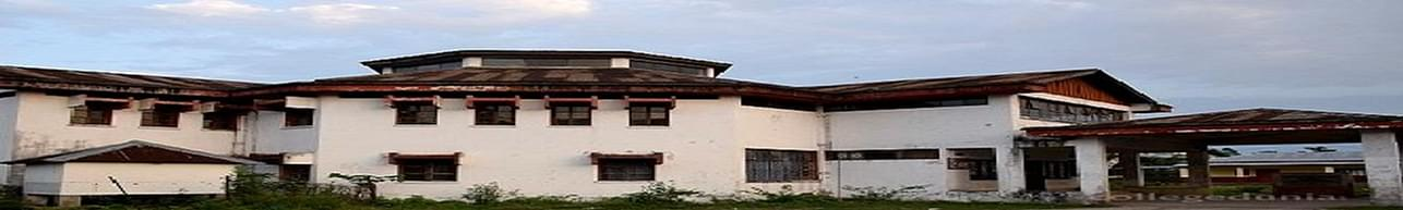 Dera Natung Government College - [DNGC], Itanagar - Placement Details and Companies Visiting