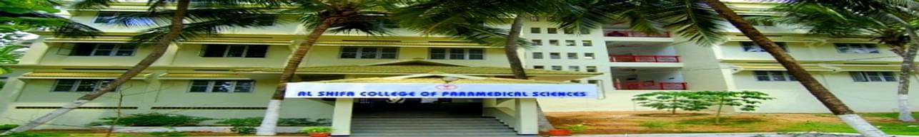 Al Shifa College of Paramedical Sciences, Perinthalmanna