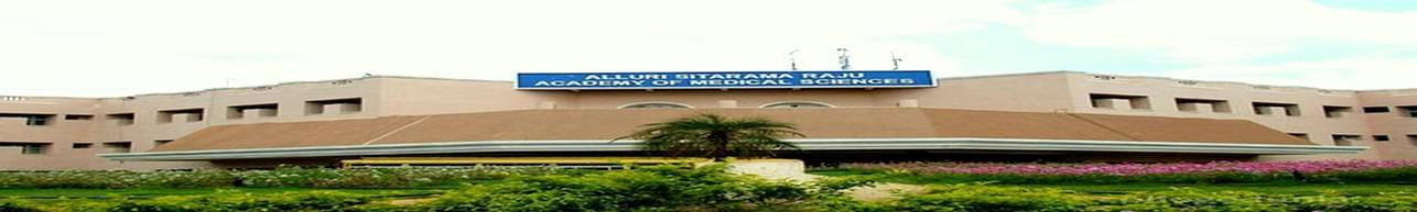 Alluri Sitarama Raju Academy of Medical Sciences - [ASRAM], Eluru