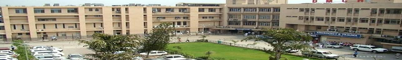 Dayanand Medical College and Hospital - [DMCH], Ludhiana - Course & Fees Details