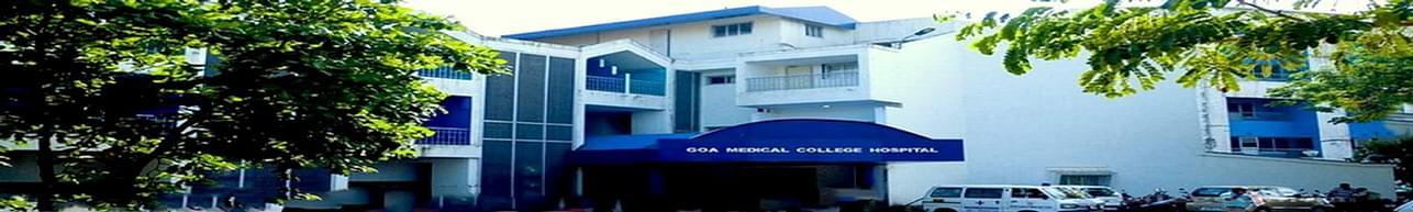 Goa Medical College and Hospital, Tiswadi