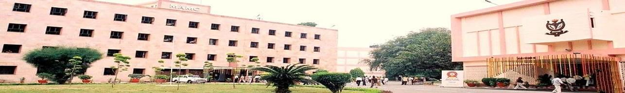 Maulana Azad Medical College - [MAMC], New Delhi - Course & Fees Details