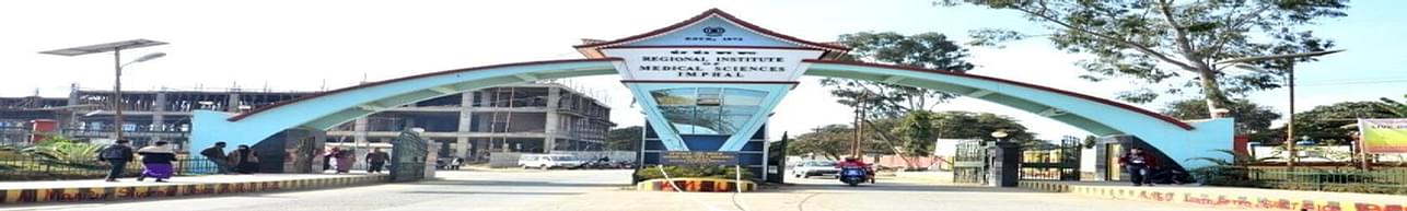 Regional Institute of Medical Sciences, Imphal - Course & Fees Details