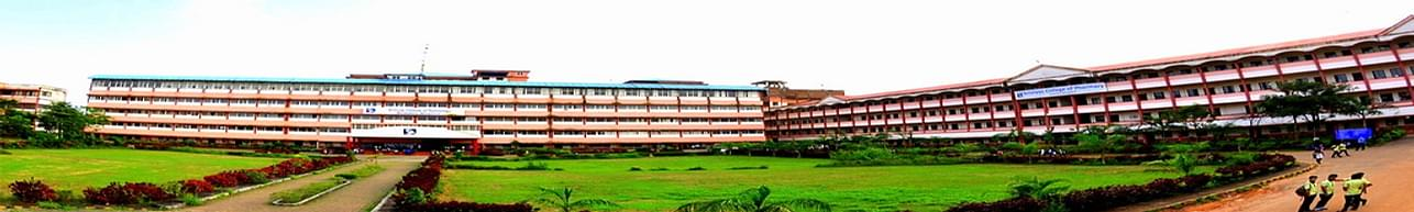 Srinivas Institute of Medical Sciences and Research Centre, Mangalore - Course & Fees Details