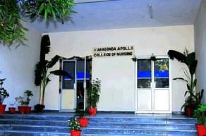 Aragonda Apollo College of Nursing, Chittoor