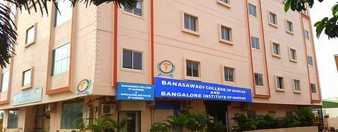 Banaswadi College of Nursing, Bangalore