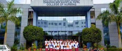 Chanchalben Mafatlal Patel College of Nursing - [CMPCN], Gandhi Nagar