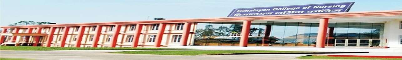 Himalayan College of Nursing - [HCN], Dehradun