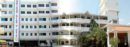 Shantidhama College of Nursing, Bangalore