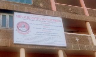 Shivalik Institute of Nursing, Shimla