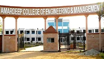 Amardeep College of Engineering and Management, Faizabad