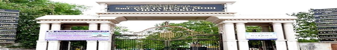 GD Modi Arts College, Banaskantha