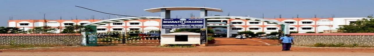 Bharath College of Engineering & Technology for Women, Kadapa