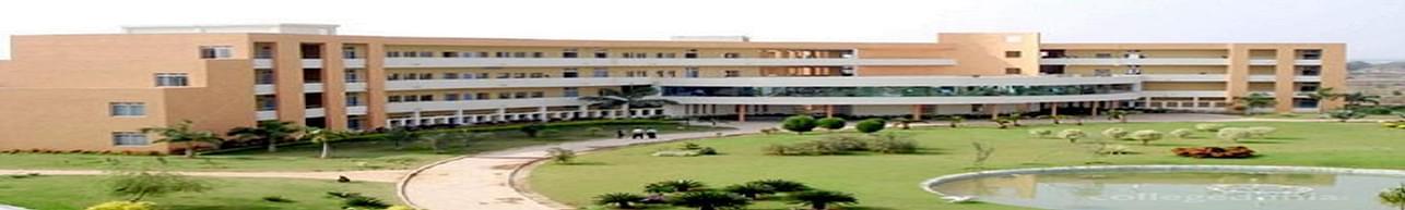 C. V. Raman Global University, Bhubaneswar