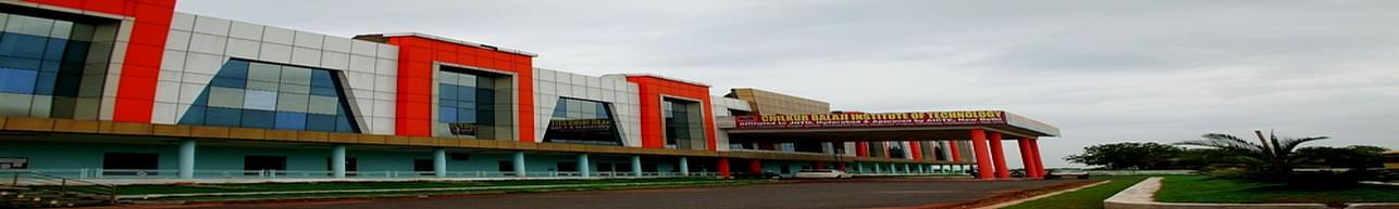 Chilkur Balaji Institute of Technology - [CBTV], Hyderabad