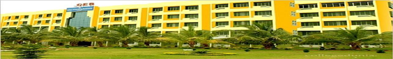 College of Engineering - [COEB], Bhubaneswar
