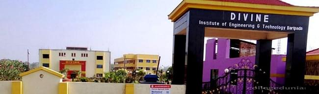 Divine Institute of Engineering & Technology - [DIET], Mayurbhanj