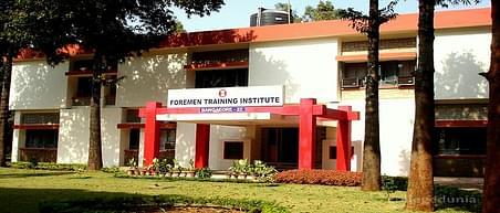 Foremen Training Institute, Bangalore
