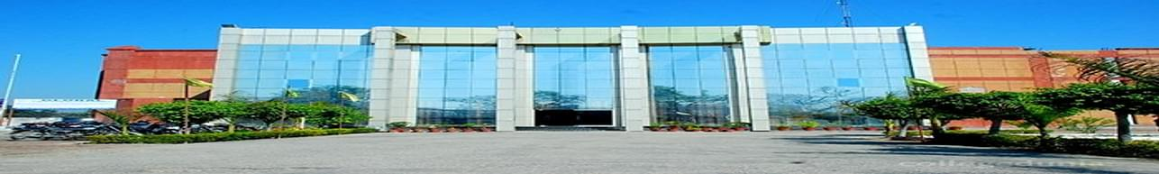 Global Research Institute of Management and Technology - [GRIMT], Yamuna Nagar