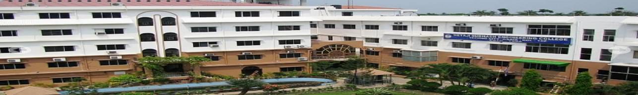 Netaji Subhash Engineering College - [NSEC], Kolkata - Course & Fees Details