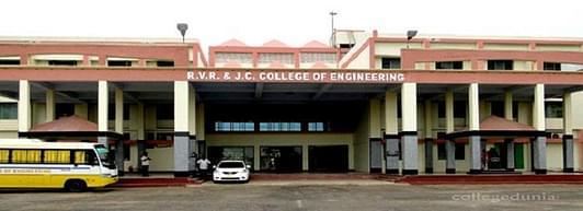 RVR and JC College of Engineering, Guntur - Reviews
