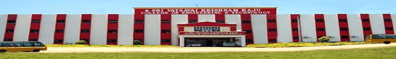Sri Vatsavai Krishnamraju College of Engineering and Technology - [SVKRCET], Palakoderu