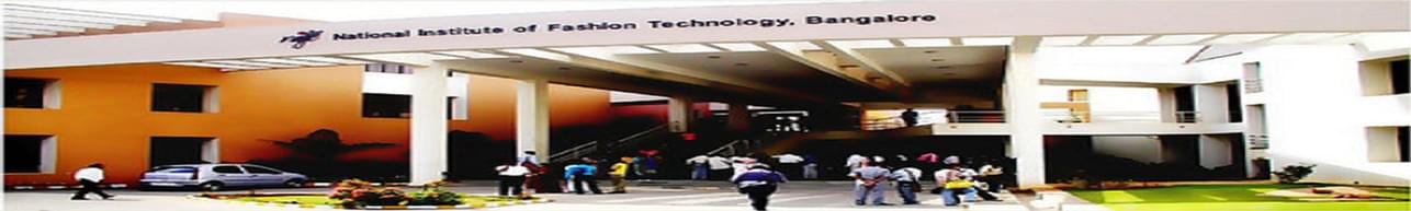 Nift Bangalore Admissions 2020 B Des M Des Eligibility Selection Criteria