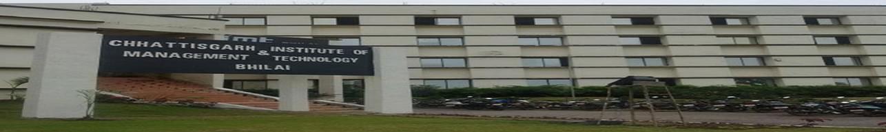 Chhattisgarh institute of management and technology - [CIMT], Bhilai - Course & Fees Details
