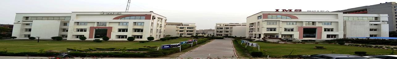 Institute of Management Studies - [IMS], Noida - Course & Fees Details
