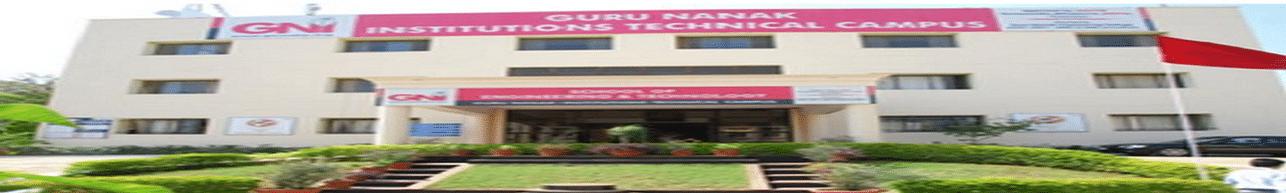 Guru Nanak Institutions Technical Campus - [GNITC], Ibrahimpatnam, Hyderabad