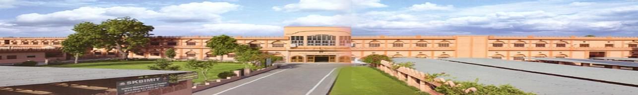 Seth G.L. Bihani S.D. PG College, Sriganganagar - Course & Fees Details