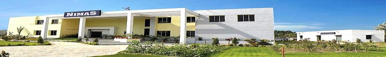 NIMAS, Kolkata - Course & Fees Details