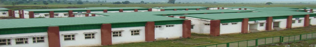 Indira Gandhi National Tribal University - [IGNTU], Anuppur