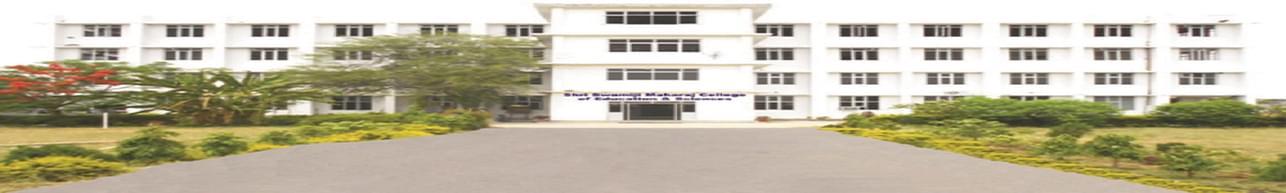 Shri Swamiji Maharaj College of Education and Science, Datia - Course & Fees Details