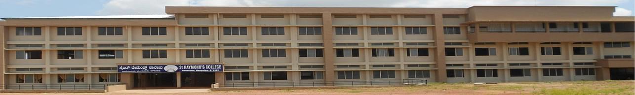 St. Raymond's College Vamanjoor, Mangalore - Course & Fees Details