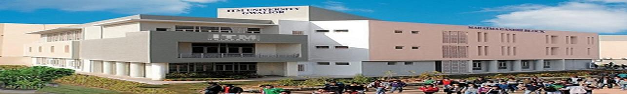 ITM University, School of Agriculture, Gwalior
