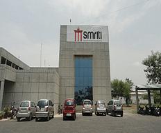 Smriti College of Pharmaceutical Education - [SCOPE], Indore