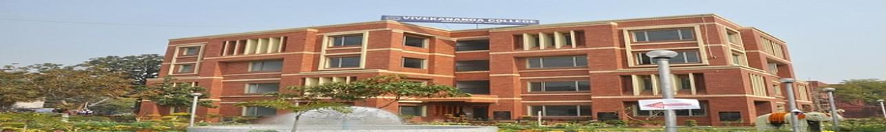 Vivekanand College, New Delhi - Admission Details 2020