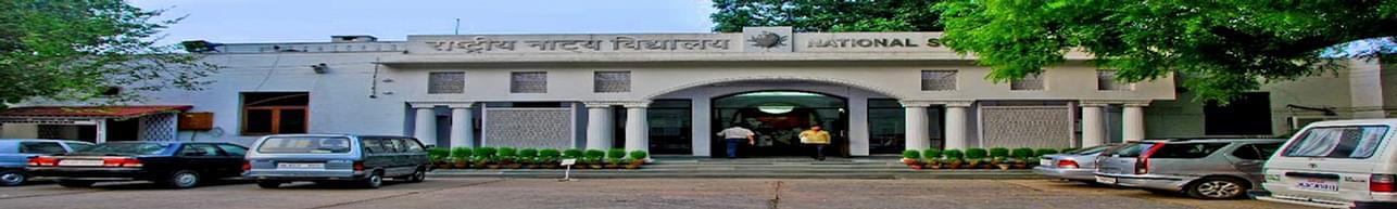 National School of Drama - [NSD], New Delhi