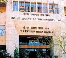 The Indian Society Of International Law - [ISIL], New Delhi