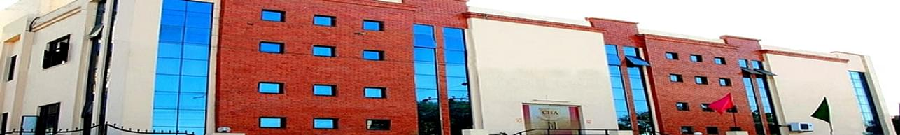College of Hospitality Administration - [CHA], Jaipur