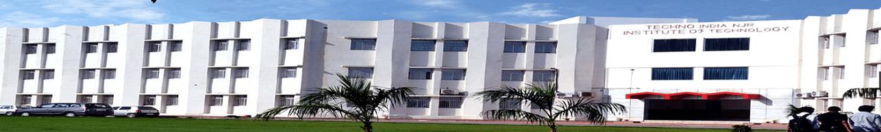 Techno India NJR Institute of Technology - [TINJRIT], Udaipur - Admission Details 2020