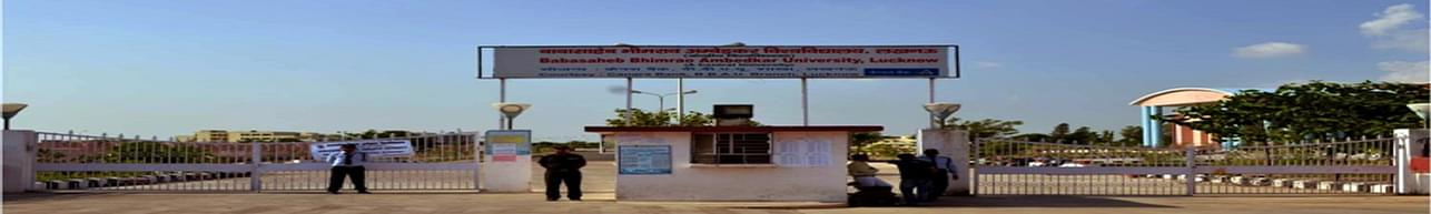 Babasaheb Bhimrao Ambedkar University - [BBAU], Lucknow