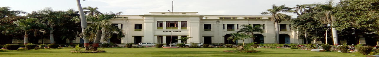 Harcourt Butler Technical University, School of Chemical Technology, Kanpur - Course & Fees Details