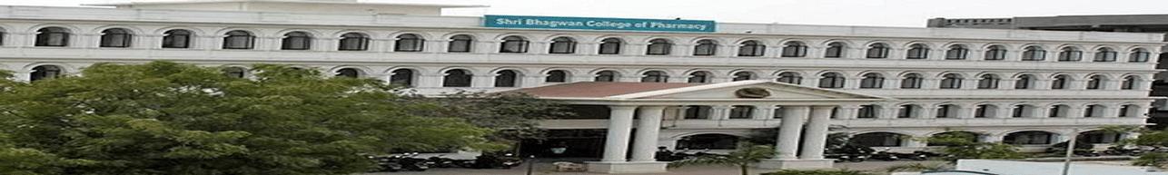 Shri Bhagwan College of Pharmacy, Aurangabad