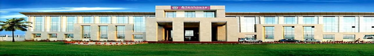 Allenhouse Institute of Technology, Kanpur - Course & Fees Details