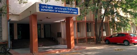 Department of Management Studies, IIT Madras - [DoMS IIT Madras], Chennai - Course & Fees Details