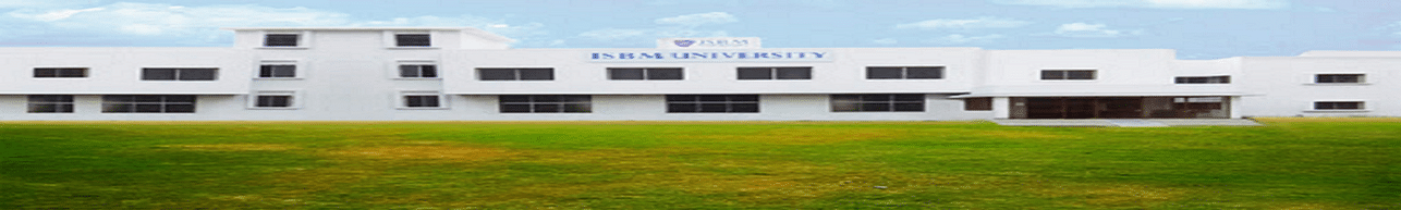 ISBM University, Raipur - Placement Details and Companies Visiting
