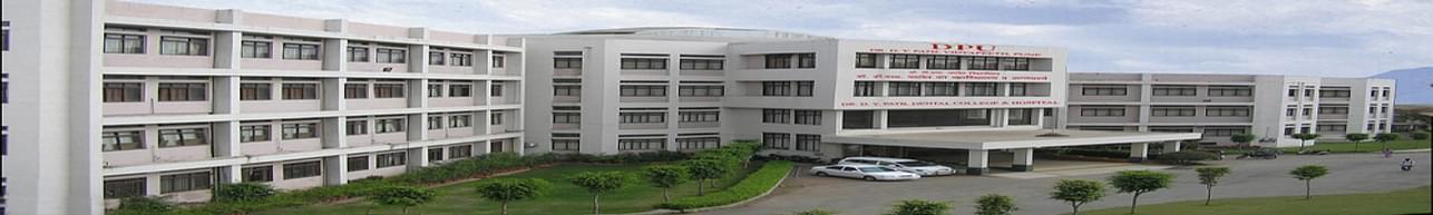 Dr. D. Y. Patil Vidyapeeth Institute of Distance Learning - [DPU IDL], Pune